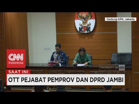 OTT di Jambi & Jakarta, KPK Amankan 16 Orang serta Uang Rp 4,7 M