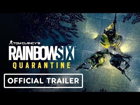 Rainbow Six: Quarantine Official Reveal Trailer – E3 2019