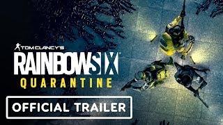 Rainbow Six: Quarantine Official Reveal Trailer - E3 2019