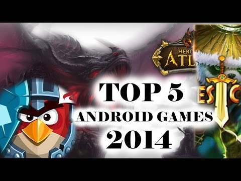 Top 5 Best Android Role Playing Games 2014 HD