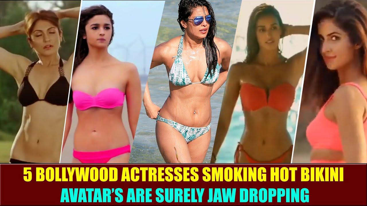 Hot Bikini Images Of Bollywood