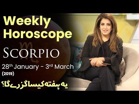 scorpio january 3 weekly horoscope