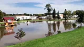 la crosse river flooding 2016 in sparta wi