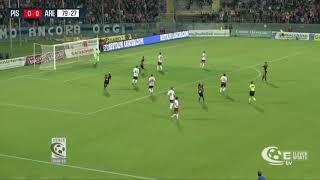 Serie C / ritorno semifinale play-off / Pisa-Arezzo 1-0