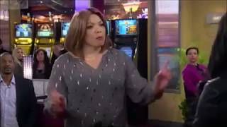 Tisha Campbell vs Zelma Davis - Everybody dance now & Lady marmelade
