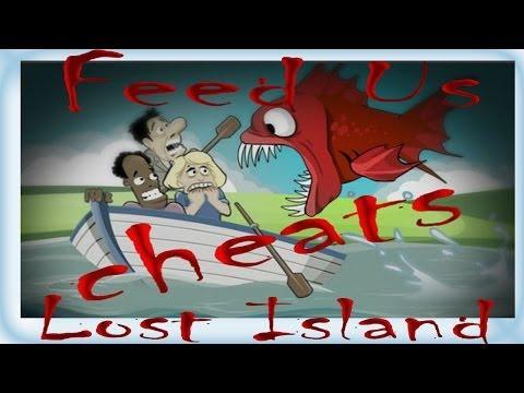 Feed Us Lost Island Cheats