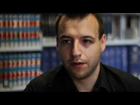 Pierre Talks About Studying a Juris Doctor at Bond University
