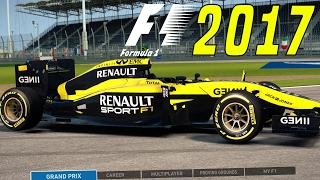 f1 2017 mod fantasy liveries updated ai stats f1 2014 game mod