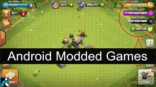 Top 10 Best Android Modded Games- 2018
