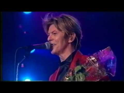 David Bowie - What in the World (LOW) - Montreux Jazz Festival 18.7.2002