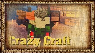 Crazy Craft 瘋狂世界傳奇 #7 幻影騎士 滿面垃圾