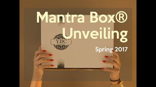 Unveiling: Spring Mantra Box® Spring 2017