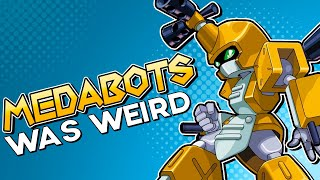 Medabots was Weird (Still Exists in Japan) | Billiam