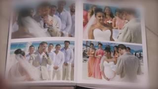 Wedding sample Coffee Table Album 1of 3