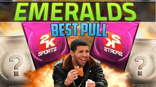 NBA 2K15 My Team Pack Opening - NEW EMERALDS! BEST PULL IN 2K15! Xbox One