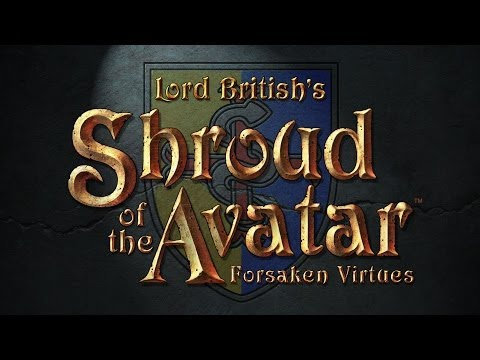 Shroud of the Avatar: Forsaken Virtues - E3 2014 Trailer