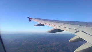 Decolare de pe aeroportul Cluj Napoca cu aeronava Wizzair.