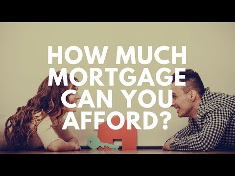How Much Mortgage Can You Afford  Based on Salary