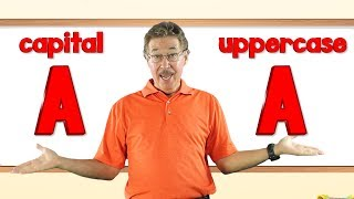When Do You Use a Capital Letter | Writing Song for Kids | Capitalization | Jack Hartmann