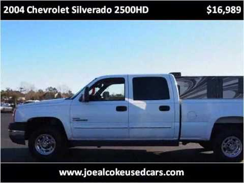 2004 chevrolet silverado 2500hd used cars new bern nc youtube. Black Bedroom Furniture Sets. Home Design Ideas
