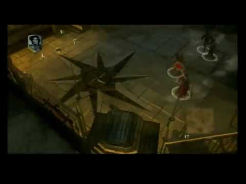 PS2 The Chronicles of Narnia: Prince Caspian Miraz's Castle Infiltration