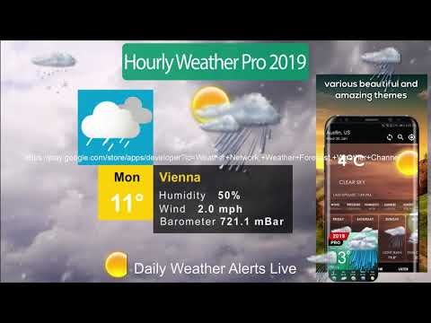 Weather Channel App Hourly Weather Forecast Pro - Apps on Google