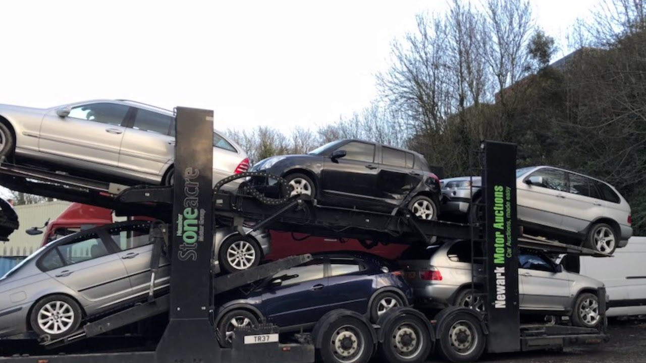 Car Transporters From Uk To Bulgaria And Romania