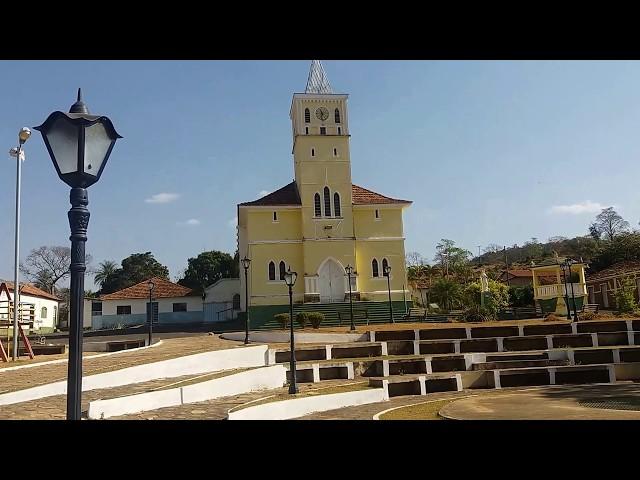 Um passeio por Estrela do Sul - Minas Gerais