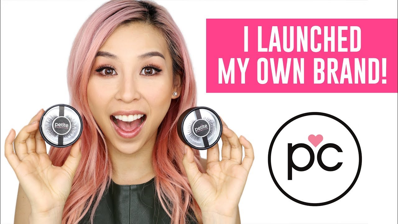 I Launched My Own Brand! Petite Cosmetics