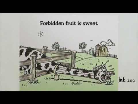 Forbidden Fruit is Sweet - Ink Inc.