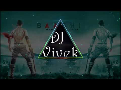 DJ Vivek// BAAGHI// Get Ready To Fight in  EDM  style