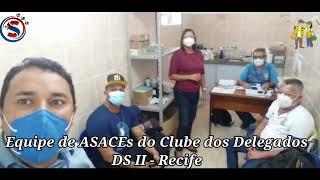 TV SINDACS PE - SINDACS PE em diligências com Equipe de ASACES do Clube dos Delegados - DS II
