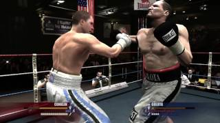 Don King Presents Prizefighter Career Mode part 21