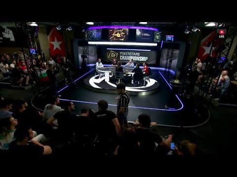 LIVE! PokerChampion 2017 PSC Barce