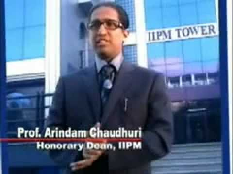 IIPM : The Indian Institute Of Planning & Management Video