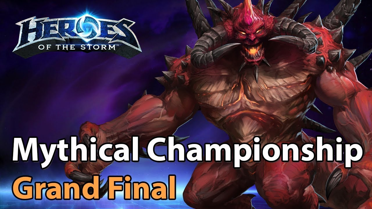 ► Grande Final - Mythical Championship - Heroes of the Storm Pro Play: