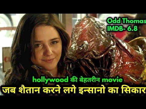 Download Odd Thomas Full Movie Explain | Hollywood Movie Explain Hindi/Urdu | Movie Explain,