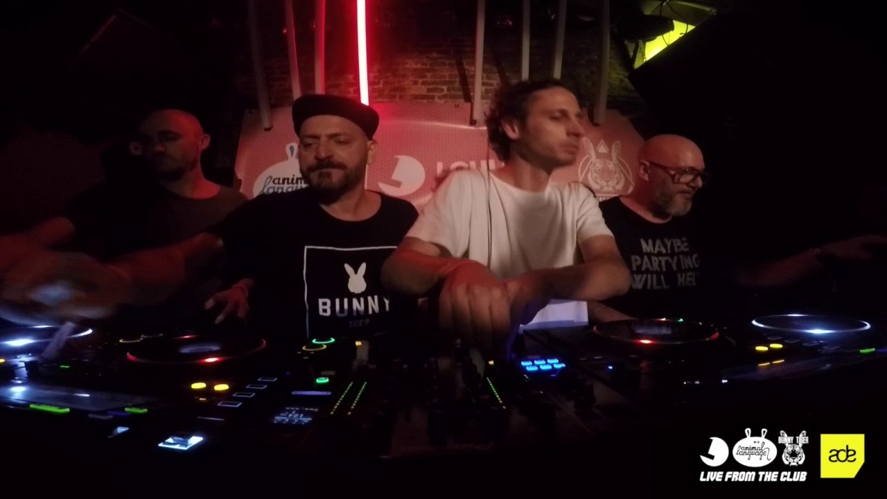 Download Bunny Tiger, Loulou Records, Animal Language Showcase @ ADE 2017