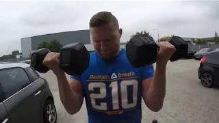 Athletic Strength Week 2