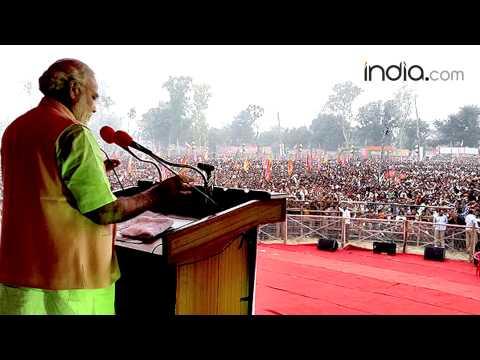 Narendra Modi world's 2nd most-popular leader on Facebook after Obama