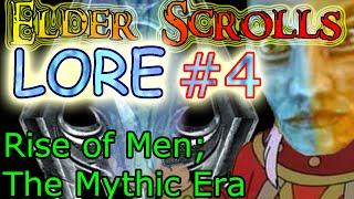 TESLORE Elder Scrolls 4 Mythic Era Rise of Men