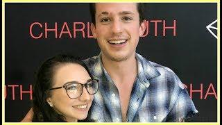 MEETING THE LOVE OF MY LIFE ... aka Charlie Puth | ILLUMINATE TOUR VLOG