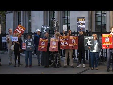 المحكمة البريطانية العليا تبدأ جلسات البت بمدى قانونية تعليق جونسون أعمال البرلمان…  - نشر قبل 2 ساعة