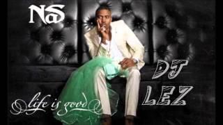 Nas - World's An Addiction Instrumental  ( ReProd. DJ LEZ )