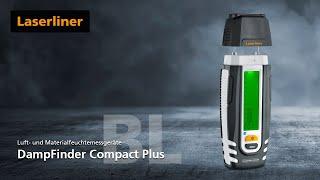 Laserliner - DampFinder Compact Plus - 082.016A