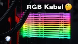 how to set up pc rgb