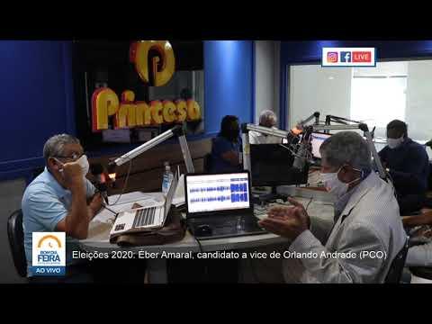 Eleições 2020: Conheça Éber Amaral, candidato a vice de Orlando Andrade (PCO)