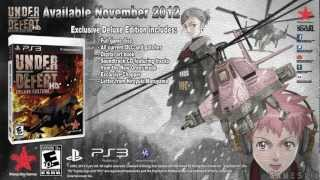 Under Defeat HD Deluxe Edition (Xbox 360 and PS3) Trailer