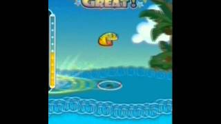 [iPhone game]Skipping Stone play video