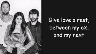 Lady Antebellum ~ Heart Break (Lyrics)